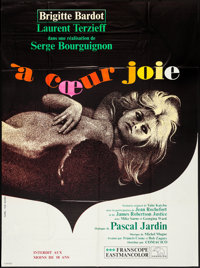 """Two Weeks in September (Comacico, 1967). French Grande (46"""" X 62""""). Foreign"""
