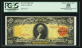 Large Size:Gold Certificates, Fr. 1179 $20 1905 Gold Certificate PCGS Apparent Choice About New58.. ...