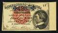 Miscellaneous:Other, 4% Consol Bond Coupon of 1907.. ...