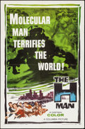 """Movie Posters:Science Fiction, The H-Man (Columbia, 1959). One Sheet (27"""" X 41""""). Science Fiction.. ..."""
