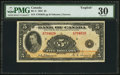 Canadian Currency: , BC-5 $5 1935. ...