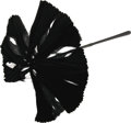 Movie/TV Memorabilia:Props, Parasol from Gone With the Wind. Here's a charming memento from arguably the most popular film ever made - the parasol of Au...