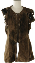 "Movie/TV Memorabilia:Costumes, Richard Harris Costume From ""Cromwell."" Here is a tunic worn by Harris in the historical drama ""Cromwell,"" in which Harris p..."