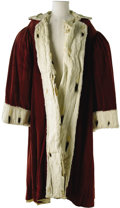 Movie/TV Memorabilia:Costumes, Vincent Price Robe. Featured is the robe worn by Vincent Price inhis role of the Duke of Clarence in the 1939 horror drama ...