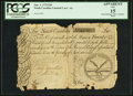 Colonial Notes:South Carolina, South Carolina June 1, 1775 £20 PCGS Apparent Fine 15.. ...