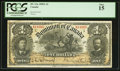 Canadian Currency: , DC-13a $1 1898. ...