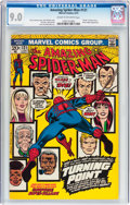Bronze Age (1970-1979):Superhero, The Amazing Spider-Man #121 (Marvel, 1973) CGC VF/NM 9.0 Cream tooff-white pages....