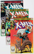 Modern Age (1980-Present):Superhero, X-Men #165-217 Group (Marvel, 1983-87) Condition: Average VF/NM....(Total: 53 Comic Books)