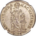 Netherlands East Indies, Netherlands East Indies: United East India Company Gulden 1786/64MS63 NGC,...