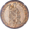 Netherlands East Indies, Netherlands East Indies: United East India Company Gulden 1791 MS63NGC,...