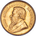 South Africa, South Africa: Republic gold Pond 1898 MS64 NGC,...