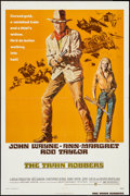 """Movie Posters:Western, The Train Robbers (Warner Brothers, 1973). One Sheet (27"""" X 41"""")Style A. Western.. ..."""