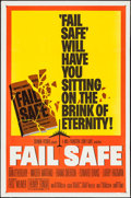 "Movie Posters:Drama, Fail Safe (Columbia, 1964). One Sheet (27"" X 41""). Drama.. ..."