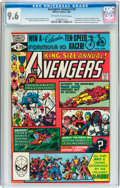 Modern Age (1980-Present):Superhero, The Avengers Annual #10 (Marvel, 1981) CGC NM+ 9.6 Off-white towhite pages....