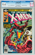 Modern Age (1980-Present):Superhero, X-Men #129 (Marvel, 1980) CGC NM 9.4 Off-white to white pages....