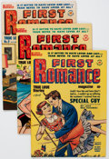 Golden Age (1938-1955):Romance, First Romance File Copies Group (Harvey, 1949-51) Condition:Average VF-.... (Total: 32 Comic Books)