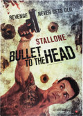 "Bullet to the Head (Warner Bros., 2012). Lobby Standee Lot of 2 (55"" X 77"")"