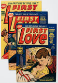 Golden Age (1938-1955):Romance, First Love Illustrated File Copies Group of 66 (Harvey, 1951-63)Condition: Average VF-.... (Total: 66 Comic Books)