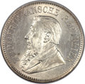 South Africa, South Africa: Republic 2-1/2 Shillings 1895 MS64 NGC,...