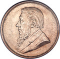 South Africa, South Africa: Republic 2 Shillings 1894 MS64 NGC,...