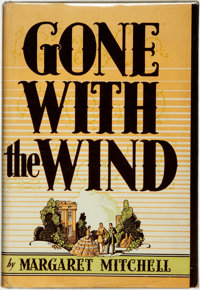 [Featured Lot]. Margaret Mitchell. Gone with the Wind. New York: Macmilla