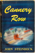 Books:Literature 1900-up, [Featured Lot]. John Steinbeck. Cannery Row. New York: Viking Press, 1945. ...