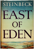 Books:Literature 1900-up, [Featured Lot]. John Steinbeck. East of Eden. New York:Viking Press, 1952. ...