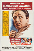 "Movie Posters:Academy Award Winners, On the Waterfront (Columbia, R-1959/R-1960). One Sheet (27"" X 41"")and Photo (8"" X 10""). Academy Award Winners.. ... (Total: 2 Items)"
