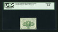 Fractional Currency:First Issue, Fr. 1242 10¢ First Issue PCGS Choice New 63.. ...