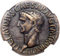 Ancients:Roman Imperial, Ancients: Claudius I (AD 41-54). AE as (30mm, 11.64 gm, 7h)....