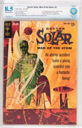 Silver Age (1956-1969):Science Fiction, Doctor Solar #1 (Gold Key, 1962) CBCS VF+ 8.5 Off-white to whitepages....