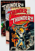 Silver Age (1956-1969):Superhero, T.H.U.N.D.E.R. Agents Group of 17 (Tower, 1965-68) Condition: Average FN+.... (Total: 17 Comic Books)