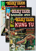 Magazines:Miscellaneous, The Deadly Hands of Kung Fu #1-13 and Annual #1 Group (Marvel, 1974-75) Condition: Average VF/NM.... (Total: 14 Comic Books)