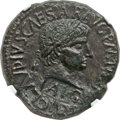Ancients:Roman Imperial, Ancients: Claudius (AD 41-54). Æ imitative sestertius (31mm, 17.74gm, 6h)....