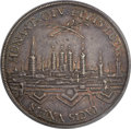 German States:Munster, German States: Münster. Free City Medal 1648 AU50 PCGS,...