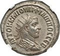Ancients:Roman Provincial , Ancients: SYRIA. Antioch. Philip I (AD 244-249). AR tetradrachm(12.06 gm)....