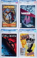 Modern Age (1980-Present):Miscellaneous, Comic Books - Assorted CGC-Graded Modern Age Comics Group of 4 (Various Publishers, 1996-2015) Condition: CGC NM/MT 9.8.... (Total: 4 Comic Books)
