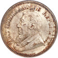 South Africa, South Africa: Republic 2-1/2 Shillings 1896 MS64 NGC,...