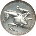 Albania, Albania: Republic Pair of Certified silver 10 Leke Olympic Coins 1991,... (Total: 2 coins)