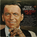 "Music Memorabilia:Autographs and Signed Items, Frank Sinatra Signed Greatest Hits LP. This 1965 re-issue of the1961 release ""Frank Sinatra's Greatest Hits!"" is inscribed..."