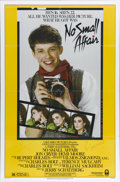 "Movie/TV Memorabilia:Autographs and Signed Items, Demi Moore and Jon Cryer Signed Poster. Offered is a poster for the1984 romantic comedy, ""No Small Affair"" signed in ballpo..."