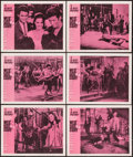 "Movie Posters:Academy Award Winners, West Side Story (United Artists, 1961). Lobby Cards (6) (11"" X14""). Academy Award Winners.. ... (Total: 6 Items)"