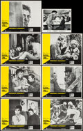 "Movie Posters:Academy Award Winners, Midnight Cowboy (United Artists, 1969). Lobby Cards (11) (11"" X14"") and Photo (8"" X 10""). Academy Award Winners.. ... (Total: 12Items)"