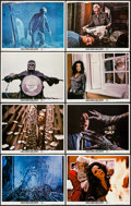 """Movie Posters:Horror, Tales from the Crypt (Cinerama Releasing, 1972). Lobby Card Set of 8 (11"""" X 14""""). Horror.. ... (Total: 8 Items)"""