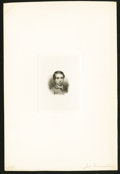 Miscellaneous:Other, Smillie Die Proof - Young Boy's Portrait.. ...