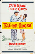 """Movie Posters:Comedy, Father Goose (Universal, 1965). One Sheet (27"""" X 41""""). Comedy.. ..."""