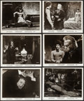 "Movie Posters:Horror, The Phantom of the Opera (Universal International, 1962). Photos (26) (8"" X 10""). Horror.. ... (Total: 26 Items)"