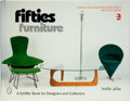 Books:Art & Architecture, Leslie Piña. Fifties Furniture. Atglen, PA: Schiffer Publishing, [2000]. ...
