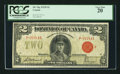 Canadian Currency: , DC-26g $2 1923. ...