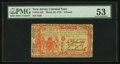 Colonial Notes:New Jersey, New Jersey March 25, 1776 £3 PMG About Uncirculated 53.. ...